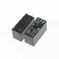Robotistan - 12V 12A Single Pole Relay - JQX-115F-012-1ZS1
