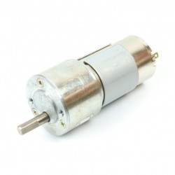 12V 13.5Rpm High Torque DC Motor - 50GB-775 - Thumbnail