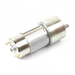 12 V 13.5 RPM Yüksek Torklu DC Motor - 50GB-775 - Thumbnail