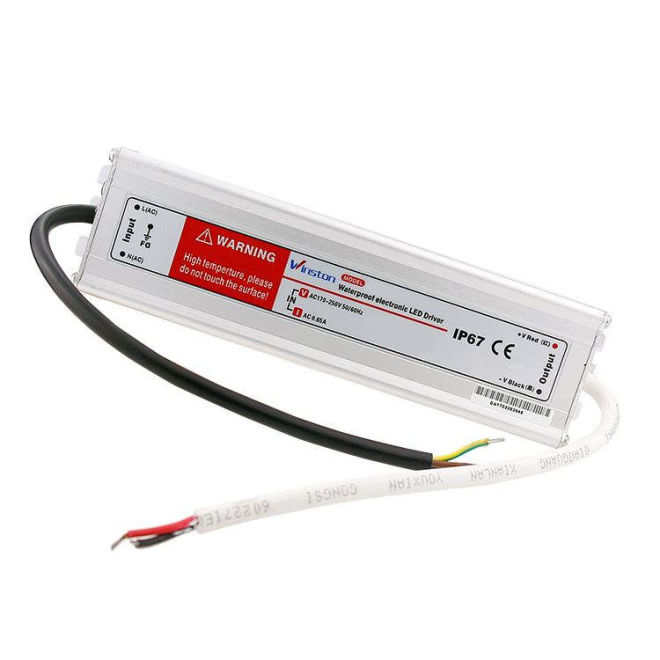 12V 16.7A Metal Kasa Dış Mekan Power Supply