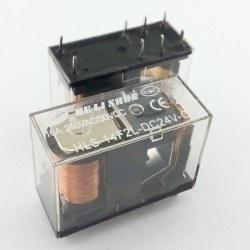 HELISHUN - 12V 16A Single Contact Relay - HLS-14F2L-DC12V-C