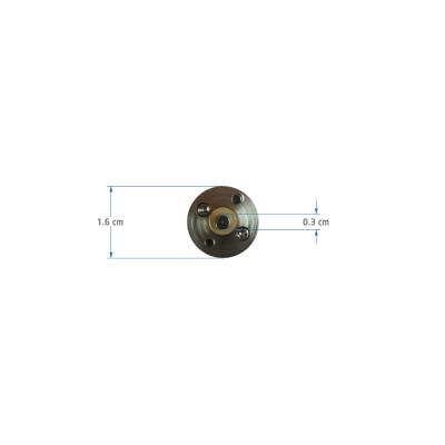 12 V 16 mm 1200 RPM Redüktörlü DC Motor