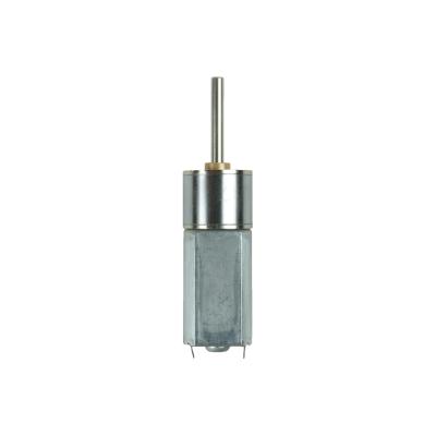 12 V 16 mm 1500 RPM Redüktörlü DC Motor