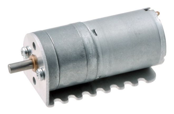 12V 25mm 500 Rpm High Powered 20.4:1 DC Gearmotor