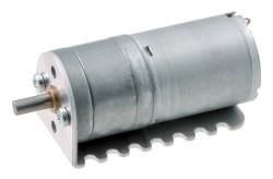 12 V 25 mm 500 RPM Yüksek Güçlü 20.4:1 Redüktörlü DC Motor - Thumbnail