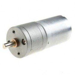 12 V 25 mm 60 RPM DC Motor