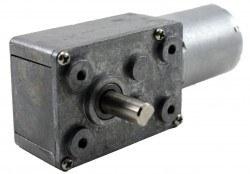12 V 30 RPM L Redüktörlü DC Motor - Thumbnail