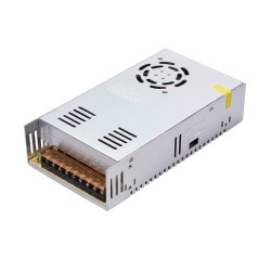 Jinbo - 12V 33.3A Metal Kasa İç Mekan Power Supply