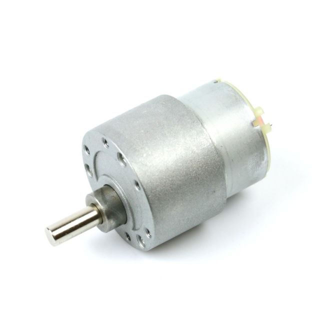 12V 35mm 100Rpm DC Gearbox Motor