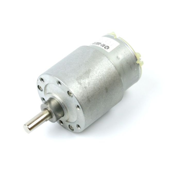 12V 35mm 10Rpm DC Gearbox Motor
