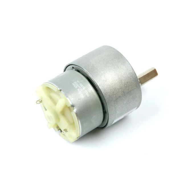 12V 35mm 200Rpm DC Gearbox Motor