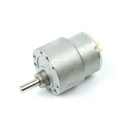12 V 35 mm 200 RPM DC Motor - Thumbnail