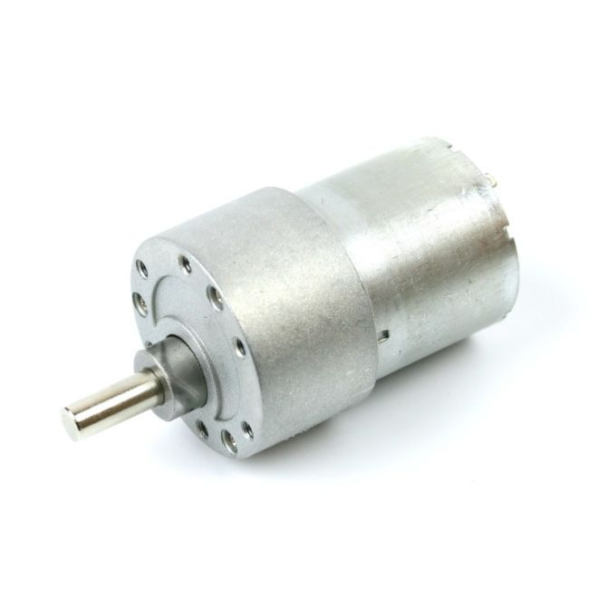 12V 35mm 500Rpm DC Gearbox Motor