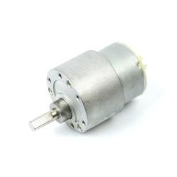 12 V 35 mm 60 RPM DC Motor - Thumbnail
