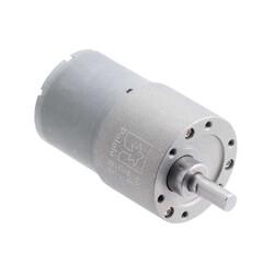 Pololu - 12 V 37 mm 100 RPM 100:1 Redüktörlü DC Motor