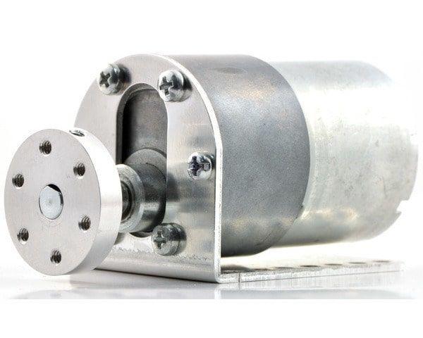 12 V 37 mm 150 RPM 70:1 Redüktörlü DC Motor