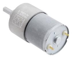 12 V 37 mm 150 RPM 70:1 Redüktörlü DC Motor - Thumbnail