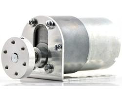 12V 37mm 150 Rpm 70:1 DC Gearmotor - Thumbnail
