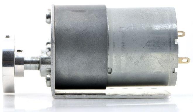 12 V 37 mm 540 RPM 19:1 Redüktörlü DC Motor