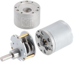 12 V 37 mm 540 RPM 19:1 Redüktörlü DC Motor - Thumbnail