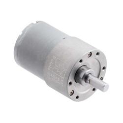 Pololu - 12 V 37 mm 540 RPM 19:1 Redüktörlü DC Motor