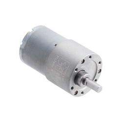 Pololu - 12 V 37 mm 76 RPM 131:1 Redüktörlü DC Motor