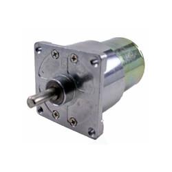 Robotistan - 12 V 42 mm 10 RPM Redüktörlü DC Motor