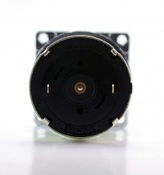 12 V 42 mm 30 RPM Redüktörlü DC Motor - Thumbnail