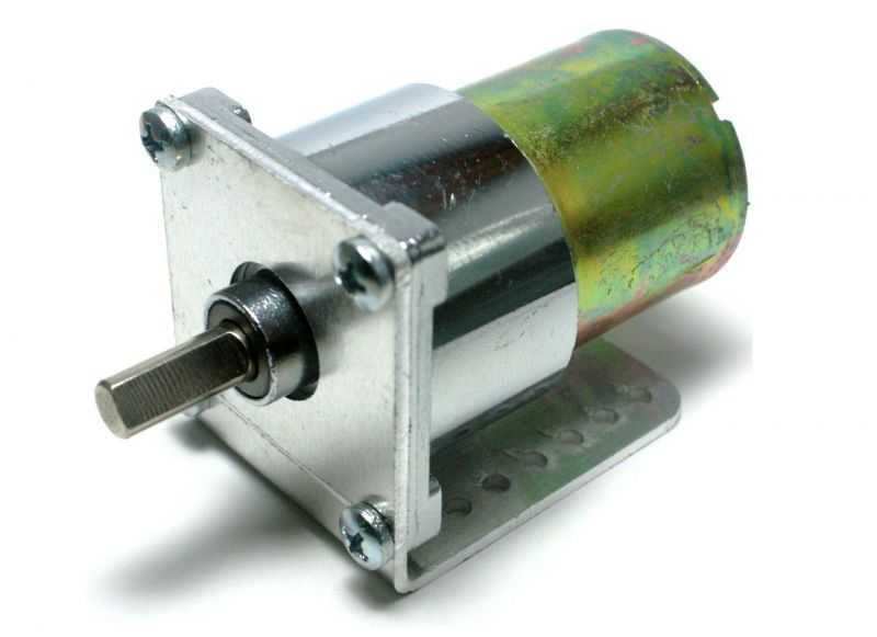 12v 42mm 30rpm Red Kt Rl Dc Motor Sat N Al