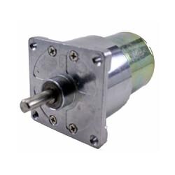 Robotistan - 12V 42mm 60Rpm DC Gearmotor