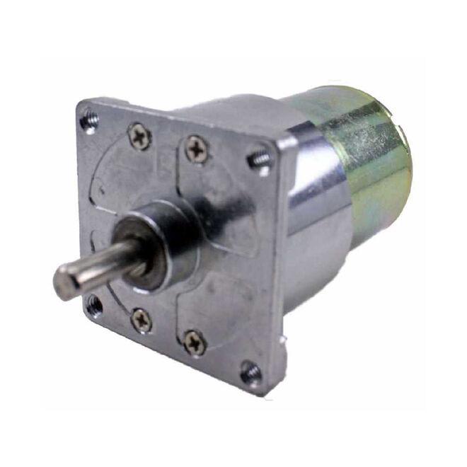 12 V 42 mm 60 RPM Redüktörlü DC Motor