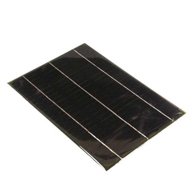 12V 500mA Solar Panel - Güneş Pili