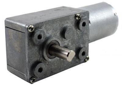 12 V 55 RPM L Redüktörlü DC Motor