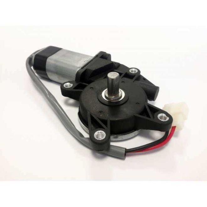 12 V 60 RPM L Redüktürlü DC Cam Kaldırma Motoru - Sağ