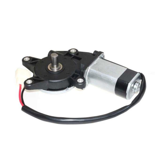 12 V 60 RPM L Redüktürlü DC Cam Kaldırma Motoru - Sol