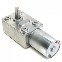 China - 12V 66 RPM L Redüktörlü DC Motor