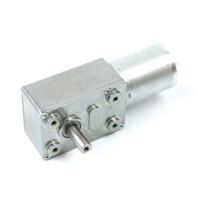 12 V L Redüktörlü 50 RPM DC Motor