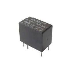 HUIKE - 12V Small Single Contact Relay - HK23F-12