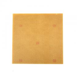 12x12 cm Delikli Pertinaks Tek Yüzlü - Thumbnail