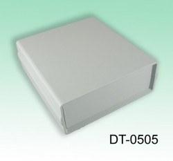 130 x 138 x 48 mm Proje Kutusu - DT-0505 (Siyah) - Thumbnail
