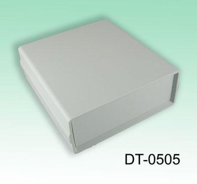 130 x 138 x 48 mm Proje Kutusu - DT-0505 (Siyah)