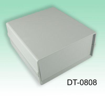 130 x 138 x 61 mm Proje Kutusu - DT-0808 (Açık Gri)