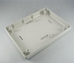 137 x 190 x 59 mm Eğimli Masa Tipi Kutu (Açık Gri) - Thumbnail