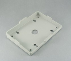 137 x 190 x 59 mm Eğimli Masa Tipi Kutu - DT-110 (Açık Gri) - Thumbnail