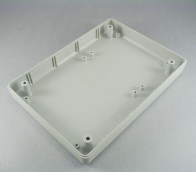 137 x 190 x 59 mm Eğimli Masa Tipi Kutu - DT-110 (Açık Gri)