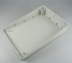 137x190x59 mm Sloped Desktop Enclosure - Thumbnail