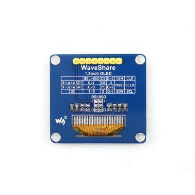 WaveShare 1.3 Inch OLED Ekran (B)