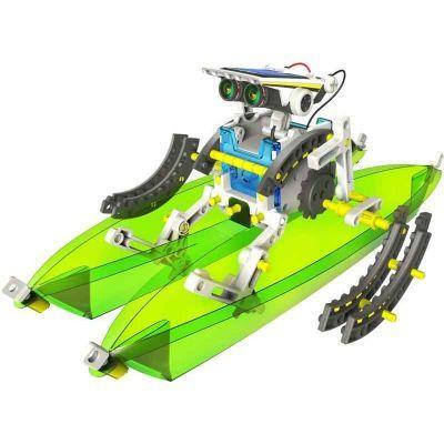 14 Pack Solar Educational Robot