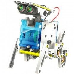 14 Pack Solar Educational Robot - Thumbnail