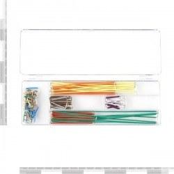 140 Parça Kutulu Jumper Kablo Kiti - 140-Piece Jumper Wire Kit - Thumbnail